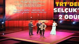 TRT' Belgesel Ödüllerinden Selçuk'a 2 Ödül