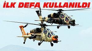 TSK Bu Helikopterleri İlk Kez Şırnak'ta Kullandı