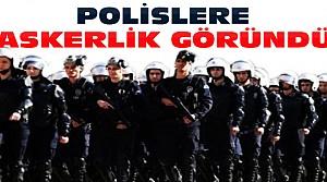 TSK Polisleri Yeniden Askere Alacak