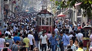 TÜİK istanbul nüfusunu açıkladı