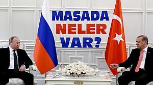 Türkiye'den Rusya'ya Karşı Ambargo Atağı