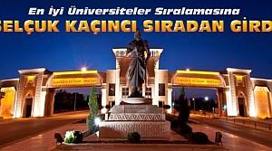 Türkiye'nin En İyi Üniversiteleri-Selçuk Kaçıncı?