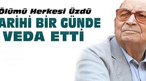 Yaşar Kemal'in Ölümü Herkesi Üzdü