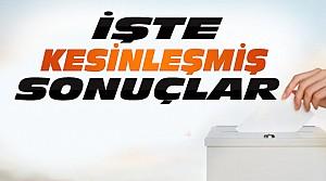 YSK Referandumun Kesin Sonuçlarını Açıkladı