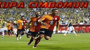 Ziraat Türkiye Kupasının sahibi Galatasaray oldu