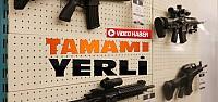 %100 Yerli Silahlar Konya'da Sergileniyor-VİDEO...