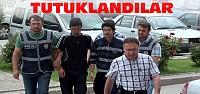17 Bin Liralık Kuş Çalan Şüpheliler Tutuklandı