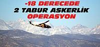 -18 Derecede Büyük Askeri Operasyon