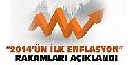 2014'ün İlk Enflasyon Rakamları Açıklandı-İşte Ocak Ayının Zam Şampiyonu
