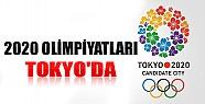 2020 Olimpiyatları Tokyo'da Yapılacak