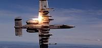 6 ABD Savaş uçağı incirlik'e indi