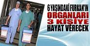 6 Yaşındaki Furkan'ın Organları 3 Kişiye Hayat Verecek