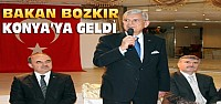 AB Bakanı Volkan Bozkır Konya'ya Geldi