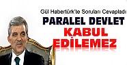 Abdullah Gül Habertürk'te Gzetecilerin Sorularını Cevapladı