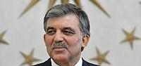 Abdullah Gül'den aday değerlendirmesi