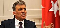 Abdullah Gül'den sert İsrail açıklaması