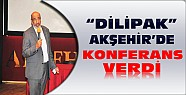 Abdurrahman Dilipak Akşehir'de Konferans Verdi