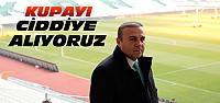 Ahmet Baydar'dan Kupa Açıklamaları