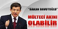 Ahmet Davutoğlu: Mülteci Akını Olabilir
