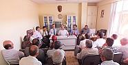 AK Parti'den Bozkır Ziyareti