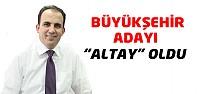 AKP Konya Büyükşehir Adayı Belli Oldu