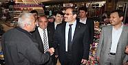 AKP Konya'da seçim çalışmalarını sürdürüyor