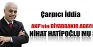 AKP'nin Süpriz Diyarbakır Adayı Kim?