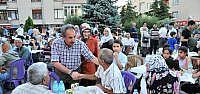Akşehir Kardeşlik İftarinda Bir Araya Geldi