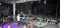 Akşehir'de Ahmet Özhan Konseri