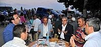 Akşehir'de İftar Coşkusu Sürüyor