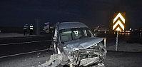 Akşehir'de Trafik Kazaları: 2 Yaralı