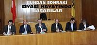Akyürek Ahmet Sorgun'a Teşekkür Etti