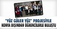 Akyürek Yüz Güler Yüz Projesi ile Öğrencilerle Buluştu