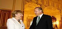 Alman basınında Merkel ziyareti
