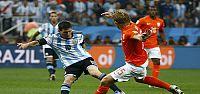 Arjantin Penaltılarla Finalist