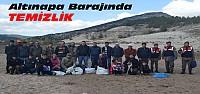 Altınapa Barajı'nda Çevre Temizliği Ve Denetim