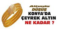 Altında Düşüş-Konya'da Altın Fiyatları Ne Kadar?