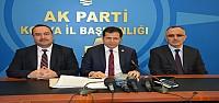 Altunyaldız:Konya Metrosunu Takip Ediyoruz