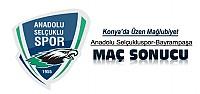 Anadolu Selçukluspor-Bayrampaşa Maç Sonucu