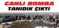 Ankara'daki Canlı Bombanın Kimliği Açıklandı