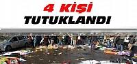 Ankara'daki Patlamayla İlgili 4 tutuklama