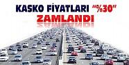 Araç sahiplerine kötü haber-Kasko Fiyatları %30 zamlandı