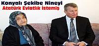 Atatürk'ün Evlatlık İstediği Nineyle Röportaj