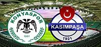 Atiker Konyaspor-Kasımpaşa Maç Sonucu