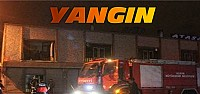 Aykent Ayakkabıcılar Sitesinde Yangın