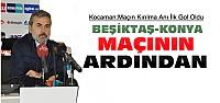 Aykut Kocaman'dan Beşiktaş Maçı Yorumu