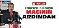 Aykut Kocaman'dan Eskişehir maçı açıklamaları-VİDEO