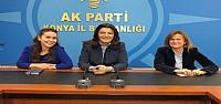 Ayşe Türkmenoğlu Gündemi Değerlendirdi