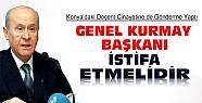 Bahçeli'den Bayrak Krizine Sert Tepki-Konya'daki Doçent Cinayetine de Gönderme Yaptı