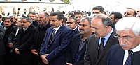 Bakan Çelik Konya'da Cenazeye Katıldı